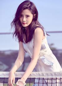 隋雨蒙时尚写真图片