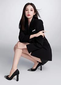 古力娜扎前卫时尚代言写真图片