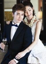 Super Junior东海时尚杂志写真