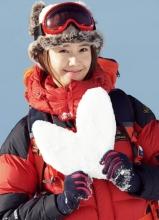 李敏镐允儿秋冬装广告拍摄 气氛温馨