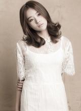 阚清子韩国拍写真 蕾丝裙装尽显淑女范