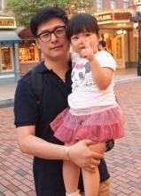 爸爸去哪儿曝李湘老公王岳伦和女儿私房照