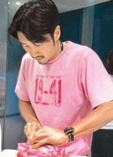 谢霆锋庆小儿子生日 三代同聚张柏芝缺席