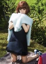 少女时代Tiffany时尚杂志NYLON复古摩登画报
