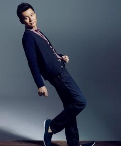 李晨全新帅气时尚大片 李晨写真图片尽显型男魅力