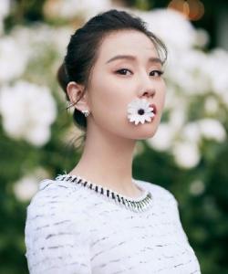 刘诗诗自然清爽唯美写真图片