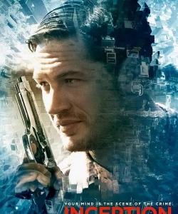 汤姆·哈迪《盗梦空间》海报剧照图片