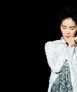 王菲演唱会图片菲姐高雅大气写真图片(一)
