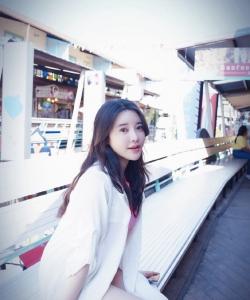张璇唯美浪漫写真图片