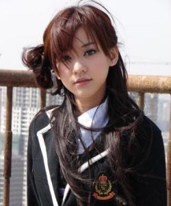 陈意涵敬业加鬼马的台湾女生 陈意涵《漫女生》写真图片