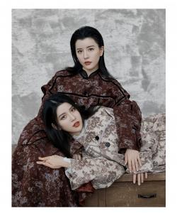 By2时尚性感杂志写真图片