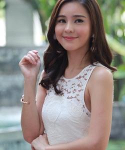 泰国女演员李海娜AOM  曼秀雷敦唇膏广告代言高清图片整理集合