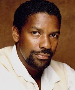 美国黑人男演员丹泽尔·华盛顿图片