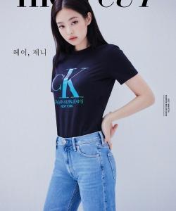 JennieT恤仔裤清爽写真