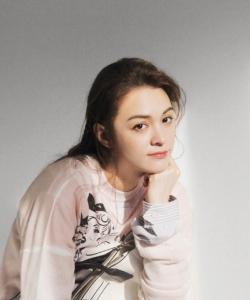 张榕容杂志写真花絮图片
