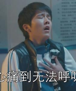张新成《你好旧时光》林杨表情包图片