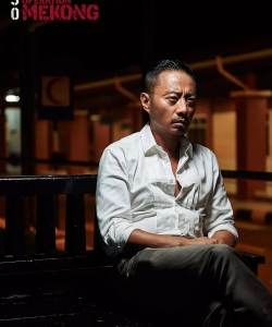 张涵予电影《湄公河行动》高清剧照图片