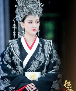 陈乔恩《独孤皇后》高清剧照图片