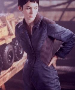 薇诺娜·瑞德《异形4》剧照图片