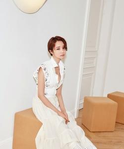 高俊熙时尚性感杂志写真图片