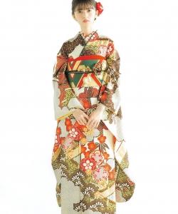 斋藤飞鸟可爱甜美和服写真图片