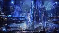 未来科幻城市图片(11张)