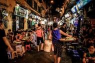朴素的越南人的生活图片(14张)
