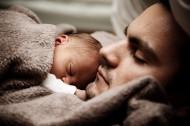 开心的父子图片(11张)