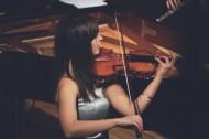拉小提琴的人图片(16张)