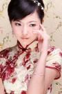旗袍服饰造型图片(56张)
