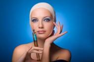 女性面部抽象概念图片(74张)