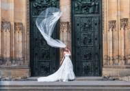 穿着婚纱的女人图片(12张)