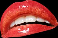 嘴部透明背景PNG图片(15张)