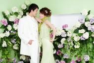唯美婚纱图片(105张)