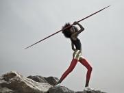 抽象女性运动概念图片(19张)
