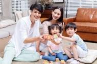 温馨家庭的欢乐时光图片(21张)