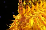中国传统表演艺术图片(20张)