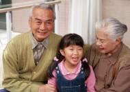 幸福老人外孙图片(22张)