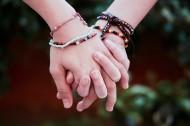 友谊牵手图片(13张)