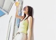 阳光下的活力女性图片(19张)