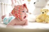 娇嫩可爱的婴儿图片(10张)