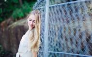 漂亮的金发美女图片(25张)