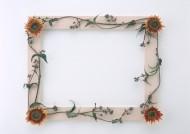 木质边框与花草图片(14张)