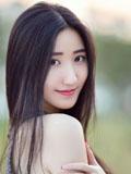 极品恬静美女完美容颜令人动容