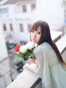 玫瑰花恋人的幸福时光