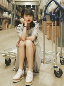 清纯美少女工厂写真