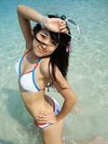 ZERO啦啦队畅游泰国阳光沙滩大秀比基尼