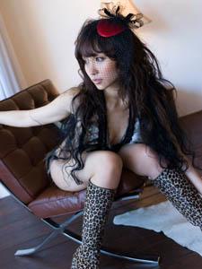 日本写真嫩模吉木梨纱性感写真精选