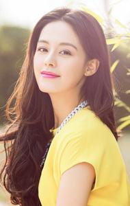 黄衣少女清纯靓丽图片 端正唯美