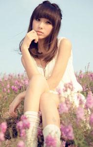 田园风清新美女 甜美微笑魅惑你心